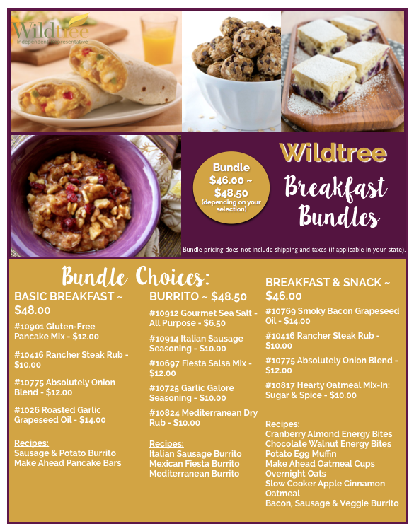 Breakfast Bundle